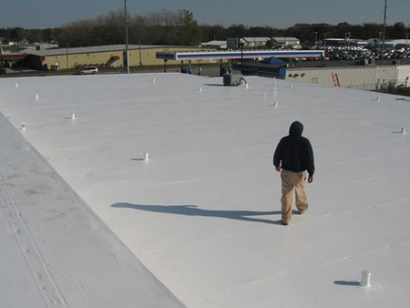 Duro Last Roofing Flat Roof Membrane System Nh Vt Upper