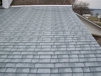 Duro Last Shingle Ply Low Slope Roof System Looks Like